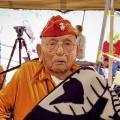 Navajo Code Talker Dies Joe Vandever Dies At 96