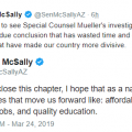 AZ Congressional Delegation Reacts To Mueller Investigation Findings