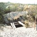 abandoned mine shaft