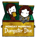 Monday Morning Dumpster Dive logo