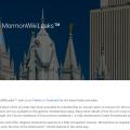 mormonwikileaks.com page