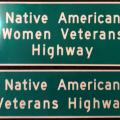 New Highway Signs Will Honor Native American Veterans