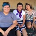 Changing Woman: Rocking With The Nizhoni Girls