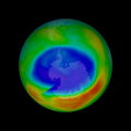 Scientists Report Ozone Hole Smallest Its Been in Nearly 30 Years
