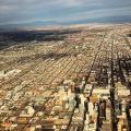 aerial view of Phoenix.