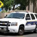 Phoenix Police vehicle