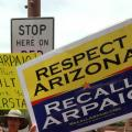Arpaio opponents protest as recall deadline nears