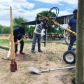 ASU Students Help Boys And Girls Club Rebuild Playground