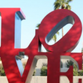 love sculpture in scottsdale