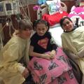 Taylor Swift Visits Young Arizona Fan At Burn Center