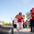 Arizona School Districts Consider Closing During Teacher Walkout