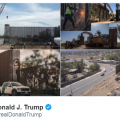 Testing On Border Wall Prototypes Coming To An End