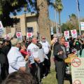 Anti-public employee union bills as much about politics as policy