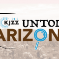 untold arizona logo with desert background