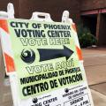 Record Voting In Phoenix Election, More Races To Come