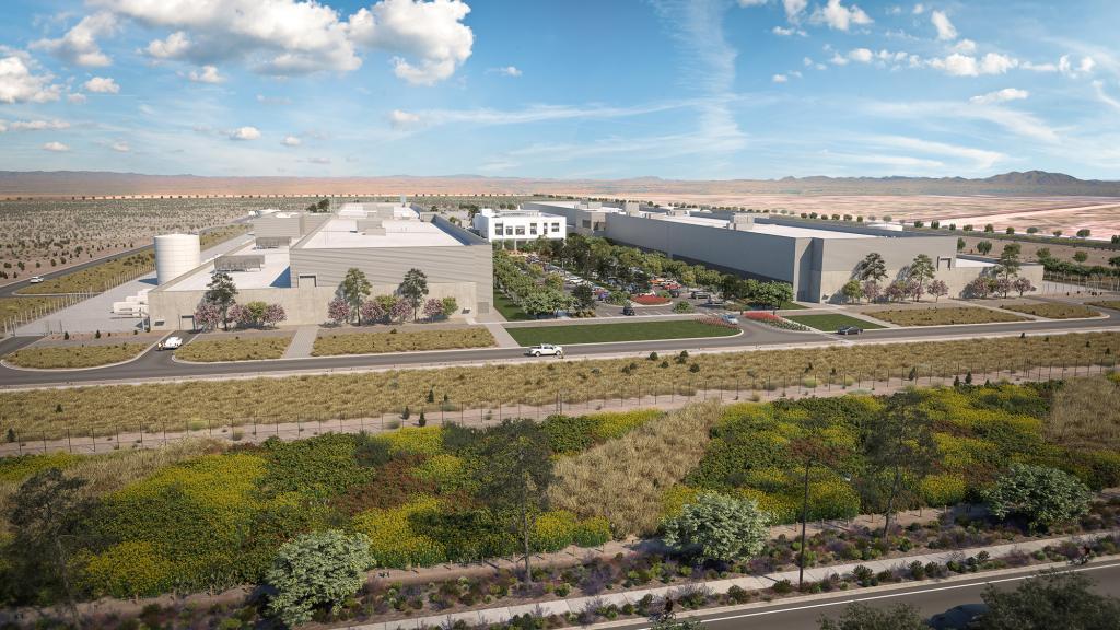 Facebook Mesa data center