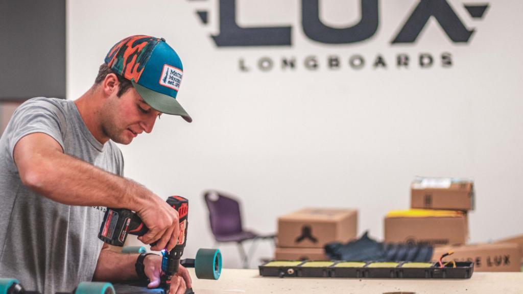 Weston Smith Lux Longboards