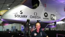 Solar Impulse Airplane set to depart Arizona for remainder of its cross country trip
