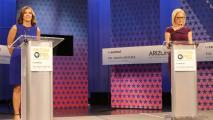 McSally, Sinema Attempt To Define Their Differences In Debate