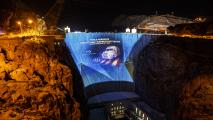 Movie Projected On Hoover Dam Breaks World Record