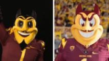 ASU reveals second new Sparky design this year