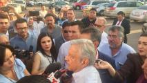 Mexico's President Elect Heads To Sonoran Border