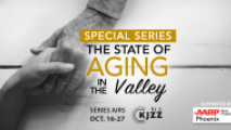 the state of aging logo