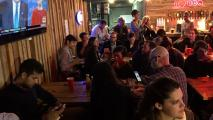 Groups Gather In Mexico City To Watch US Presidential Debate