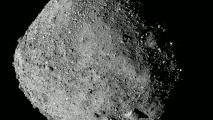 Scientists Getting Ready To Collect Sample From Asteroid Bennu