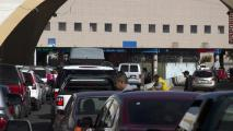 Border Lane Closures Worsen Holiday Border Wait Times