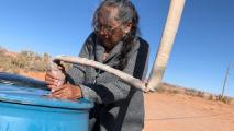 Navajo Access To Water Compounds Response To Coronavirus