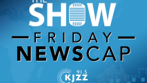 KJZZs Friday Newscap May 11, 2018