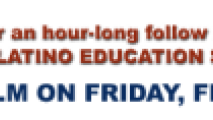 Latino Education Series Special, 11 a.m. Feb. 3 on KJZZ