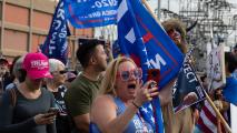 What A Photographer Is Seeing At Arizonas Election Protests