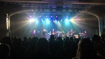 A concert at the Van Buren