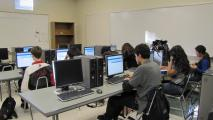 School turns to longer hours, virtual classes to boost diplomas