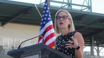 Sinema Talks Improvements, Opportunities For Vet Care