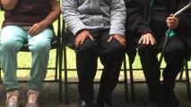 Alzheimer's disease patients
