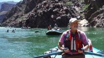 From A Grand Canyon Raft, West's Shifting Water Woes Come Into View