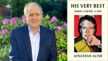 Author Examines Jimmy Carters Life, Presidency In His Very Best