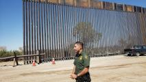 Border Fencing Being Built in Yuma Sector, As Border Patrol Says Migrant Numbers Are Down