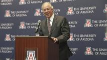President Robbins: Coronavirus Will Harm UA Tuition Revenue