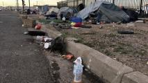 Phoenix Homeless Plan Strategies: Outreach, Cleanup