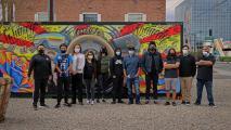 Mural Project Spotlights Arizona Indigenous, Latino Artists