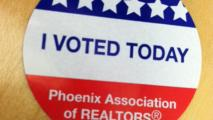 38 Percent Of Arizona Voters Are Registered Independent Or Unaffiliated