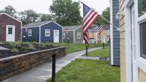 Tiny Home Projects Are Expanding, Offering Homeless Veterans Independence And Security