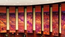 Arizona House Floor Gets Grand Canyon Mural