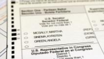 Green Party Candidate Drops Out Of AZ Senate Race