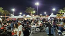 Mesas Asian Night Market Successful Despite Coronavirus Fears