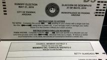 Q&AZ: Why Arent Candidates Names In Alphabetical Order On Ballots?
